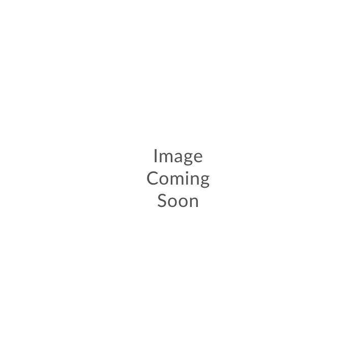 Plate 20cm round dark brown Escura